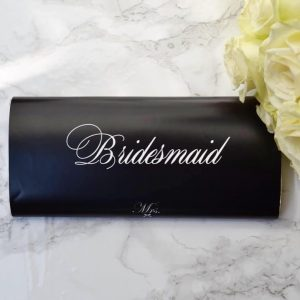 chocobar bridesmaid